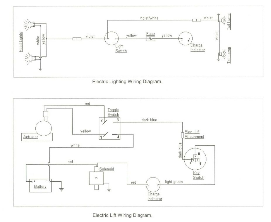 cub cadet faq Cub Cadet Key Switch Diagram 1000 lights � 1200 lights